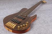 Wholesale custom made electric guitars for sale - Group buy strings bass guitar custom shop oem electric guitar clear color guitarra guitar made in china