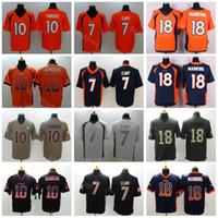 official photos 9fa82 f5fbc Wholesale Peyton Manning Jersey White - Buy Cheap Peyton ...