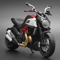jouet de moto moulé sous pression achat en gros de-1:12 Métal Modèle Moulé Sous Pression Sport Course De Moto Moto Modèle pour Enfants Jouets Cadeaux Original Vente Chaude Moto Jouets