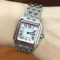 Wholesale 22mm round for sale - Group buy New WSPN0006 WSPN0007 Steel Case mm mm Luxury Watches White Dial Swiss Quartz Womens Watch Ladies Stainless Steel Watches