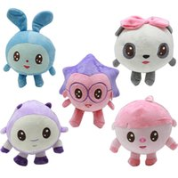 Wholesale cute animals online - Doctor Ping Plush Doll Pistachio Password Stuffed Toys Animals Gifts Children Various Styles Soft Cute yc F1
