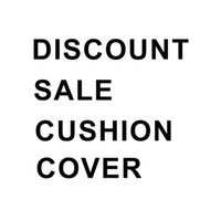 Wholesale tree chair resale online - Flower Birds Owl Tree Letters Portrait Discount Sale Stock Cushion Cover Random Patterns Pillow Cover Sofa Chair Bedroom Decor