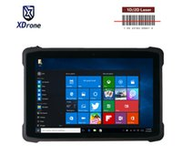tablet usb gps hdmi venda por atacado-2019 Original K11H o Windows Scanner 1D 2D Barcode leitor portátil Tablet PC móvel 10.1