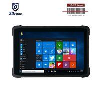 Wholesale tablet dual hdmi resale online - 2019 Original K11H Windows Scanner D D Barcode Reader Handheld mobile Tablet PC quot screen Waterproof HDMI Dual Wifi G GPS