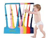 tapas de arnés al por mayor-Baby walking wings Cinturón Arnés de seguridad Correa Correa Infantil niña niño Arneses de seguridad transpirable de alta calidad