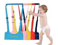 bebek yürüme koşum takımı toptan satış-Bebek yürüyüş kanatları Kemer Emniyet Kemeri Askı Yürüyüşü bebek kız erkek Tasması emniyet nefes en kaliteli