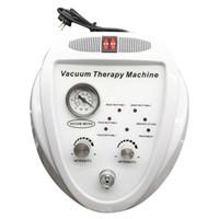 vakuum brustvergrößerung pumpe tassen großhandel-HOT Brustvergrößerungsinstrument Vakuumtherapie Brustvergrößerungsmaschine Vergrößerungspumpe Lifting Breast Enhancer Massager Cup