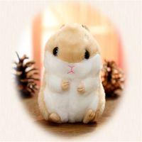 produtos japoneses venda por atacado-irmã macio pequeno hamster bonito pendant japonês saco carro chaveiro com os bonecos de pelúcia boneca Meng bens super-Q