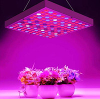 25W 45W Full Spectrum Panel LED Grow Light AC85~265V Greenhouse Horticulture Grow Lamp for Indoor Plant Flowering Growth
