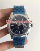 19 style Good Selling WristWatches 41mm 36mm 126334 126331 126300 Stainless Steel Asia 2813 Movement Mechanical Automatic Mens Watch Watches