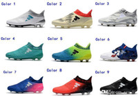 Wholesale messi 16 pureagility boots for sale - Men X Purechaos FG AG Soccer Shoes Mens Messi Pureagility FG Football Shoes Male Soccer Boots Football Boots Soccer Football Cleats