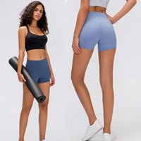 Wholesale yoga pants exercise for sale - Group buy Yoga Short Pants Womens Running Shorts Ladies Casual Yoga Outfits Adult Sportswear Girls Exercise Fitness Wear