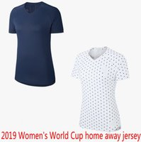 Wholesale jersey soccer world cup france for sale - Group buy 2019 Women World Cup home away soccer jerseys football jersey soccer uniforms tops football shirts maillot france