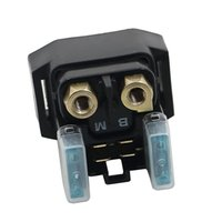 Wholesale starter relays resale online - Starter Relay Solenoid Switch for Yamaha ATV Grizzly YFM660 YFM