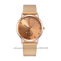 relógios de pulso mais legais venda por atacado-Moda legal homens pvc relógios de pulso de quartzo venda quente mulheres número romano relógios 919828