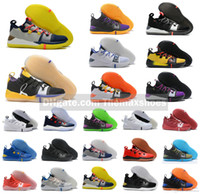 Wholesale kobe ad 12 shoes resale online - Hot Mens Kobe AD Exodus A D Derozan Mamba Day EP Basketball Shoes High quality KB A D Trainers Sports Sneakers Size