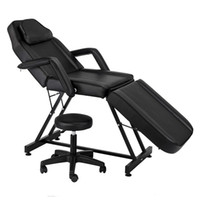 Wholesale chairs for massage resale online - Best Price Adjustable Beauty Massage Beds Tattoo Chairs Spa Salon Chair for SPA Barber Deliver From USA