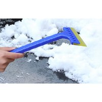Wholesale magic car for sale – best 1PCS Car Outdoor Funnel Windshield Magic home Snow Remover Shovel Deicer Spade Deicing Cleaning Scraping Tool
