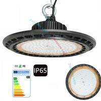 UFO LED High Bay Light 100W 150W 200W 250W LED Flood Light IP65 Mining Highbay Lamp stree work shop lights