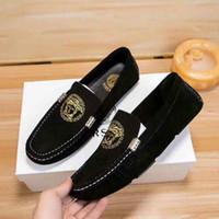 sac d'affaires décontracté achat en gros de-Nouveaux modèles de chaussures classiques de style décontracté, chaussures de sport 38-45 haut de gamme, chaussures plates de style haut de gamme