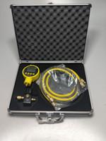 ingrosso ac calibri-Kit di riparazione AC Misuratore di pressione del refrigeratore CA automatico VA116 strumenti per vuoto digitale con custodia cary