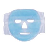 máscara de gelo venda por atacado-Gel Frio Máscara de Rosto Compressa de Gelo Azul Face Completa Máscara de Resfriamento Almofada de Relaxamento de Fadiga Com Embalagem Fria Faidal Care
