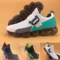 zapatos de diseño para hombre al por mayor-2020 Moc FK 2.0 sin cordones FUTURISMO zapatos para correr para hombres Hot Punch blanco verde negro Casual zapatillas deportivas zapatos de diseñador masculinos Us 7-11