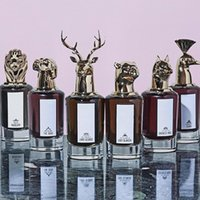 Wholesale perfume prices resale online - Animal portrait of men and women perfume the new edition of the limited charm ml the price is appropriate no postage fast delivery