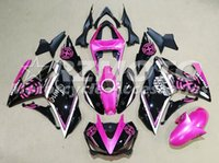 Wholesale black pink r1 fairings for sale - Group buy New Injection Mold ABS Fairings Kit Fit For YAMAHA R3 R25 Bodywork set black pink