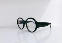 klare linsengläser für frauen großhandel-5410 Brille Designer-Brille klare Linse einer Brille Mode-Stil Design mit Kasten handgemachte Frauen Markenbrillen Rahmen Rahmen