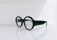прозрачные очки для женщин оптовых-5410 очки кадр четкие дизайнерские линзы очки рецепт очки Мода дизайн стиль ручной работы женщин бренда очки кадр с коробкой