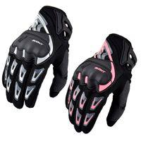 alpiner handschuh großhandel-Suomy XXL Motorradhandschuhe Sommer Damen Herren Racing Handschuhe Alpin Moto Schutz Gears Star Motosikle Motorrad Guantes de moto