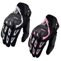 nylon motorrad handschuhe großhandel-Suomy XXL Motorradhandschuhe Sommer Frauen Männer Racing Handschuhe Alpine Moto Protection Gears Star Motosikle Motorrad Guantes de moto