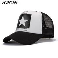 Wholesale gold hiphop hats for sale - Group buy VORON New Super Big Stars cap Hat Autumn summer baseball snapcap snapback caps Men women hiphop sport hats Gorras hat