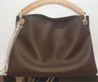 senhoras bolsa top marcas venda por atacado-ARTSY Top quality brand new mulheres Europeu e americano de luxo senhora bolsa de Couro real tote bag bolsa MetIS design SPEEDY v09