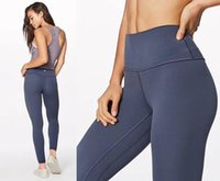 Wholesale sexy yoga pants workout for sale - Sexy Lulu yoga leggings Workout Pants Yoga Workout Pants New Bow Digital Printed