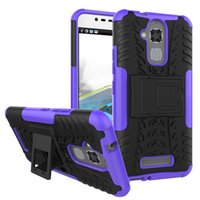 Wholesale asus phone holder online – custom 10pcs Silicone TPU PC Phone Case Cover Holder Stand For ASUS ZC600KL ZC520KL ZC554KL ZC551KL ZB633KL ZB570TL ZE554Kl live Plus