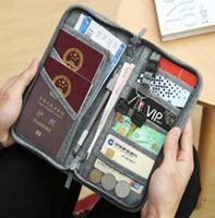 ingrosso borse di moneta in nylon-Portafogli delle donne casuali del progettista delle donne casuali borse di lusso della moneta della borsa della carta di credito di grande capacità per trasporto libero di viaggio
