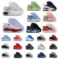 ingrosso dimensione kd 12-2019 Hot Mvp Kevin Durant KD 12 Anniversary University 12S XII Oreo Uomini Scarpe da basket USA Elite KD12 Sport Sneakers Taglia 40-46