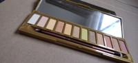 Wholesale neutral eyeshadow palettes resale online - 2019 Brand Makeup Palette Honey Eyeshadow Colors Golden Neutrals Palette matte Waterproof Long lasting Eye Shadow plus Brush DHL shipping