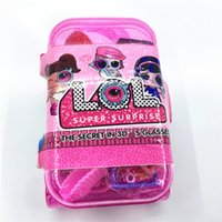 ingrosso estensioni del giocattolo-vendita all'ingrosso bambola serie Spy Eye TROLLEY CASE tipo di estensione bambola bambola Action Figure Toy Girls regalo per Natale