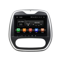 Wholesale wma mobile phone for sale - Group buy 4GB RAM Octa Core din quot Android Car DVD Radio Player for Renault Capture GPS Glonass WIFI Bluetooth USB Mirror link