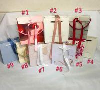 ingrosso visualizza gli accessori-Pandora Style bag accessori di design di lusso borse regalo Charms Bead Orecchini Scatole per anelli Bracciale Collana Espositore per gioielli