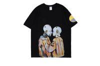 ingrosso concerti alti-Uomo Donna Novità T-shirt di prova ASAP ROCKY Top tee 19ss Japan tokyo concert T-shirt stile personaggio Nero S-XL