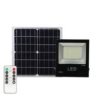 spot ışık cadde toptan satış-Güneş Projektör çim duvar lambası 100W Açık Taşkın Işıklar IP65 Taşkın Spotlight Güneş Enerjili LED Taşkın Işık Outdoor ışıkları