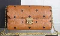 imprimir cobre venda por atacado-Designer- versão coreana da cadeia de impressão bonito pequena bolsa de ombro de couro das senhoras, ykk zíper de alta qualidade de cobre de metal corpo cruz saco