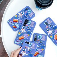 Wholesale huawei silicone 3d for sale – best Colorful Cute Flexible Soft D Cartoon Galaxy Space Silicone Case For Huawei P40 Pro P30 Nova Pro P20 Honor Mate