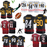 competitive price a0808 617e8 Wholesale Steeler Jersey for Resale - Group Buy Cheap ...