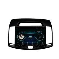 радио bluetooth hyundai bluetooth оптовых-Андроид автомобиль бесплатно карта радио HD1080 mp3 mp4-плеер отличный bluetooth для Hyundai elantra avante 2007-2011 10,1 дюйма