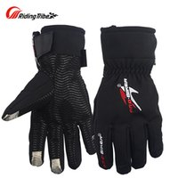 Wholesale pro biker motorcycle gloves for sale - Group buy Pro Biker waterproof Cold Weather Gloves Winter Warm Fleece Thermal Car Motorcycle Bike Ski Snow Snowboard Gloves